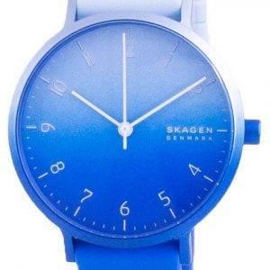 Skagen Aaren Ombre Quarz mit blauem Zifferblatt SKW2900 Damenuhr