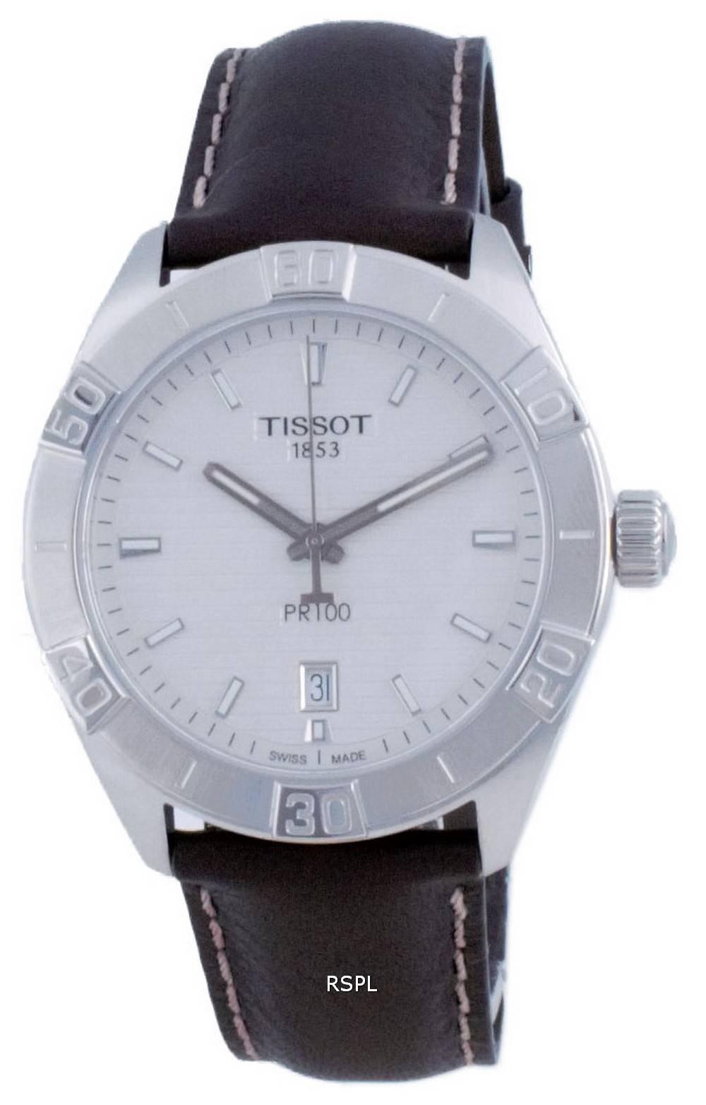Tissot PR 100 Sport Quartz T101.610.16.031.00 T1016101603100 100M Herrenuhr