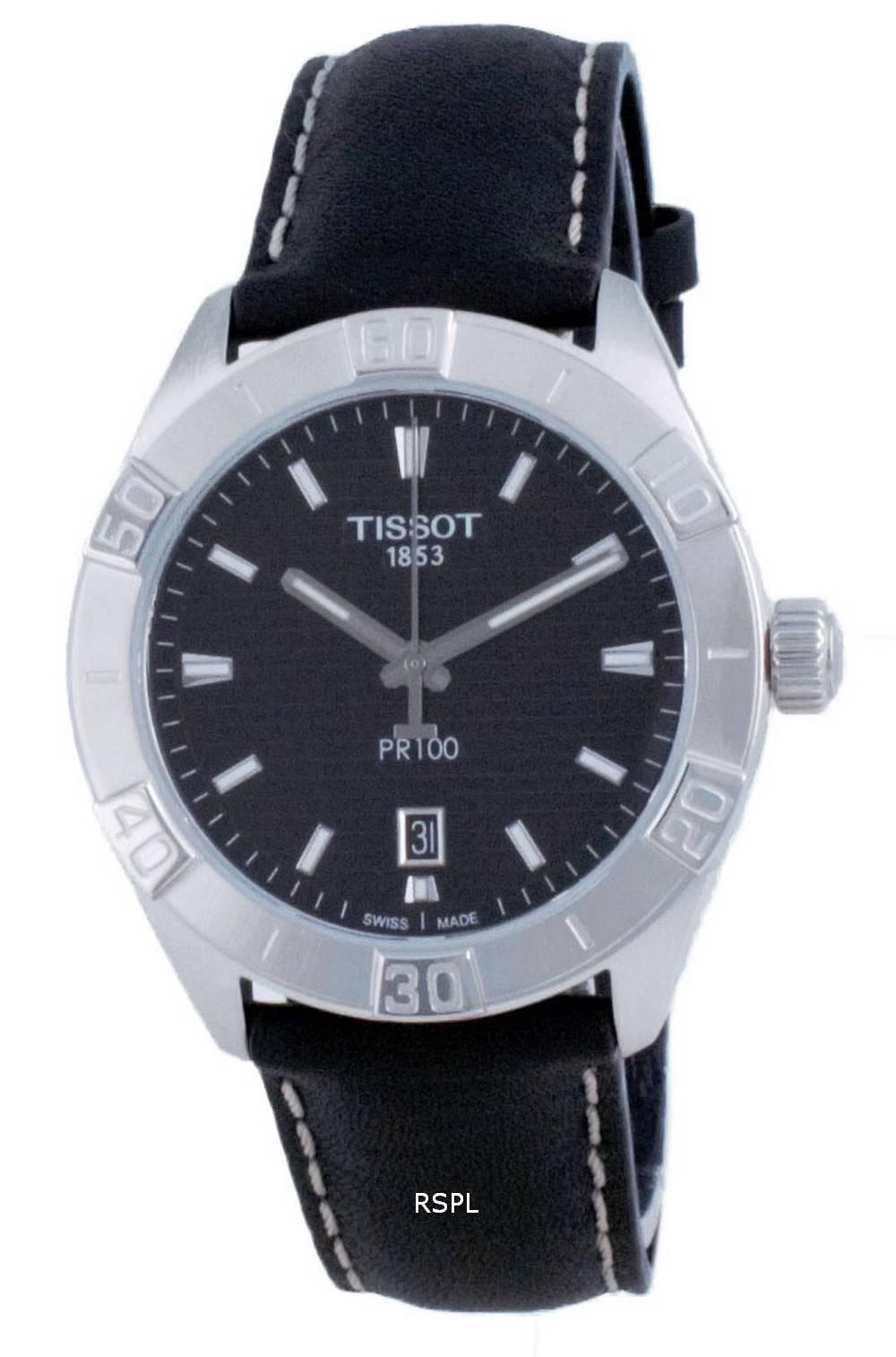 Tissot PR 100 Sport Quartz T101.610.16.051.00 T1016101605100 100M Herrenuhr