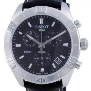 Tissot T-Classic PR 100 Sport Chronograph Quarz T101.617.16.051.00 T1016171605100 100M Herrenuhr