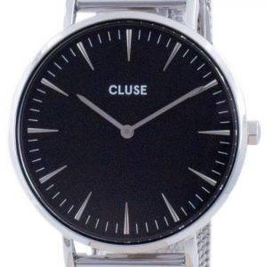 Cluse La Boheme ruostumattomasta teräksestä valmistettu kvartsi CW0101201004 naisten kello