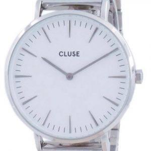 Cluse La Boheme ruostumattomasta teräksestä valmistettu kvartsi CW0101201023 naisten kello