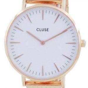 Cluse La Boheme Rose Gold Tone ruostumaton teräs kvartsi CW0101201024 naisten kello