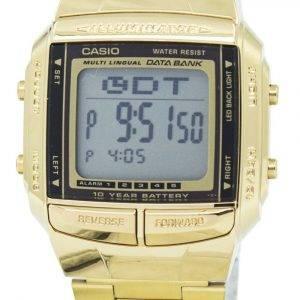 Casio Databank Telememo DB-360G-9A DB360G-9A miesten kello