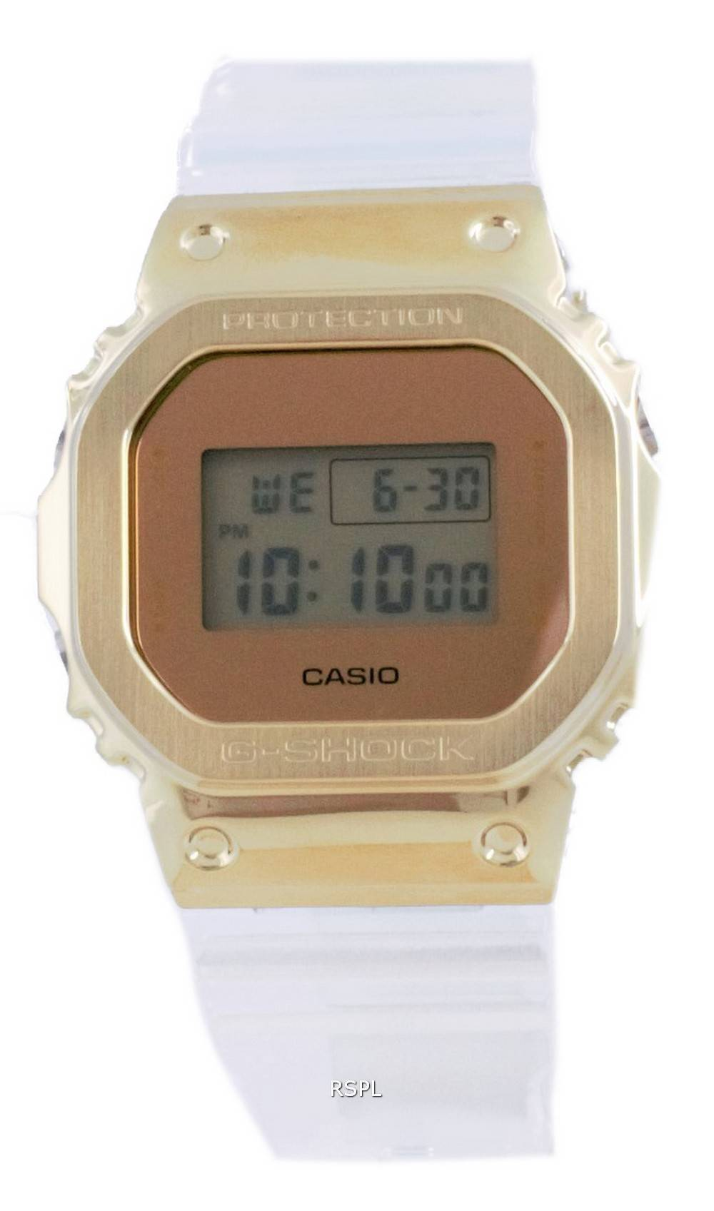 Casio G-Shock Erivärinen digitaalinen sukeltaja GM-5600SG-9 GM5600SG-9 200M miesten kello