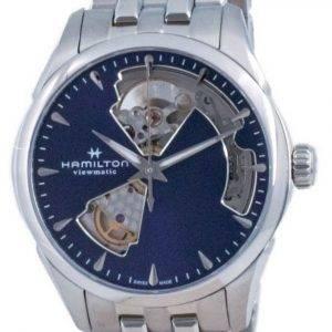Hamilton Jazzmaster Open Heart Automatic H32215141 naisten kello