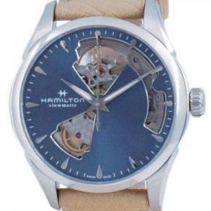 Hamilton Jazzmaster Open Heart Automatic H32215840 naisten kello