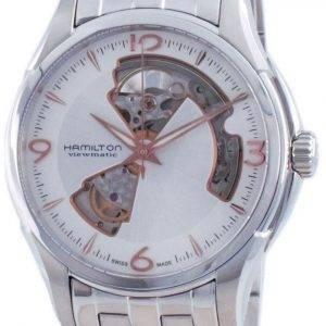 Hamilton Jazzmaster Open Heart Automatic H32565155 miesten kello
