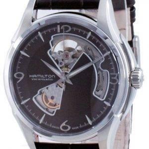 Hamilton Jazzmaster Viewmatic automaattinen avoin sydän H32565595 miesten kello