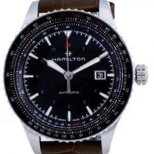 Hamilton Khaki Aviation Converter Automatic H76615530 100M miesten kello
