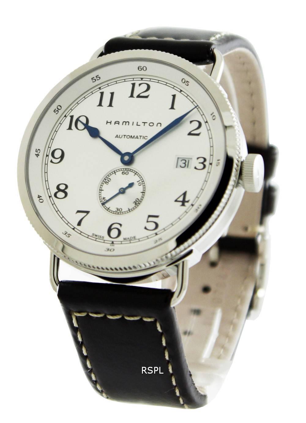 Hamilton Navy Pioneer Automatic H78465553 miesten kello