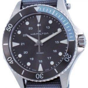 Hamilton Khaki Navy Scuba Quartz H82211981 100M miesten kello