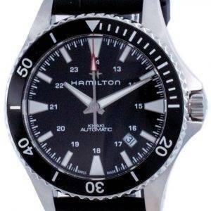 Hamilton Khaki Navy Scuba Automatic H82335331 100M miesten kello