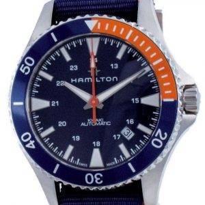 Hamilton Khaki Navy Scuba Automatic H82365941 100M miesten kello