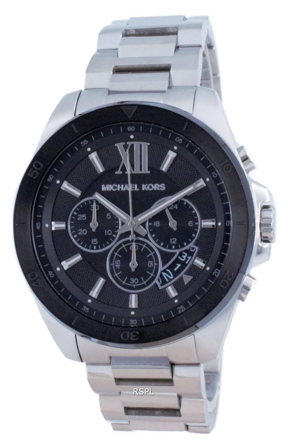 Michael Kors Brecken Chronograph Quartz MK8847 miesten kello