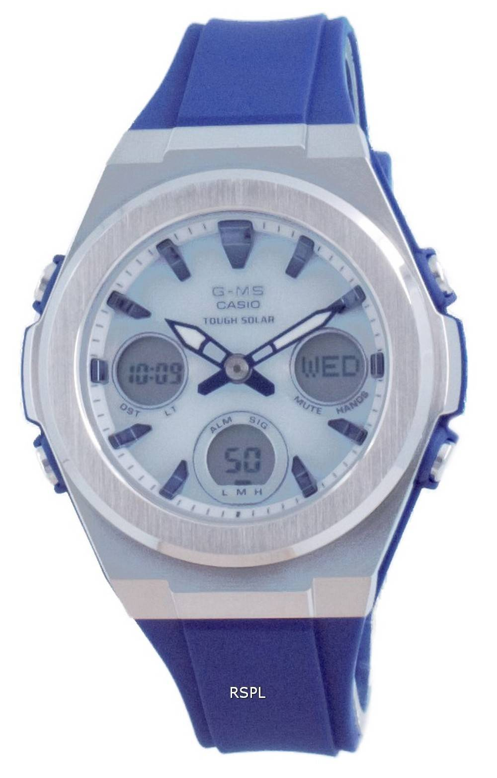 Casio Baby-G G-MS analoginen digitaalinen kova aurinko MSG-S600-2A MSGS600-2 100M naisten kello