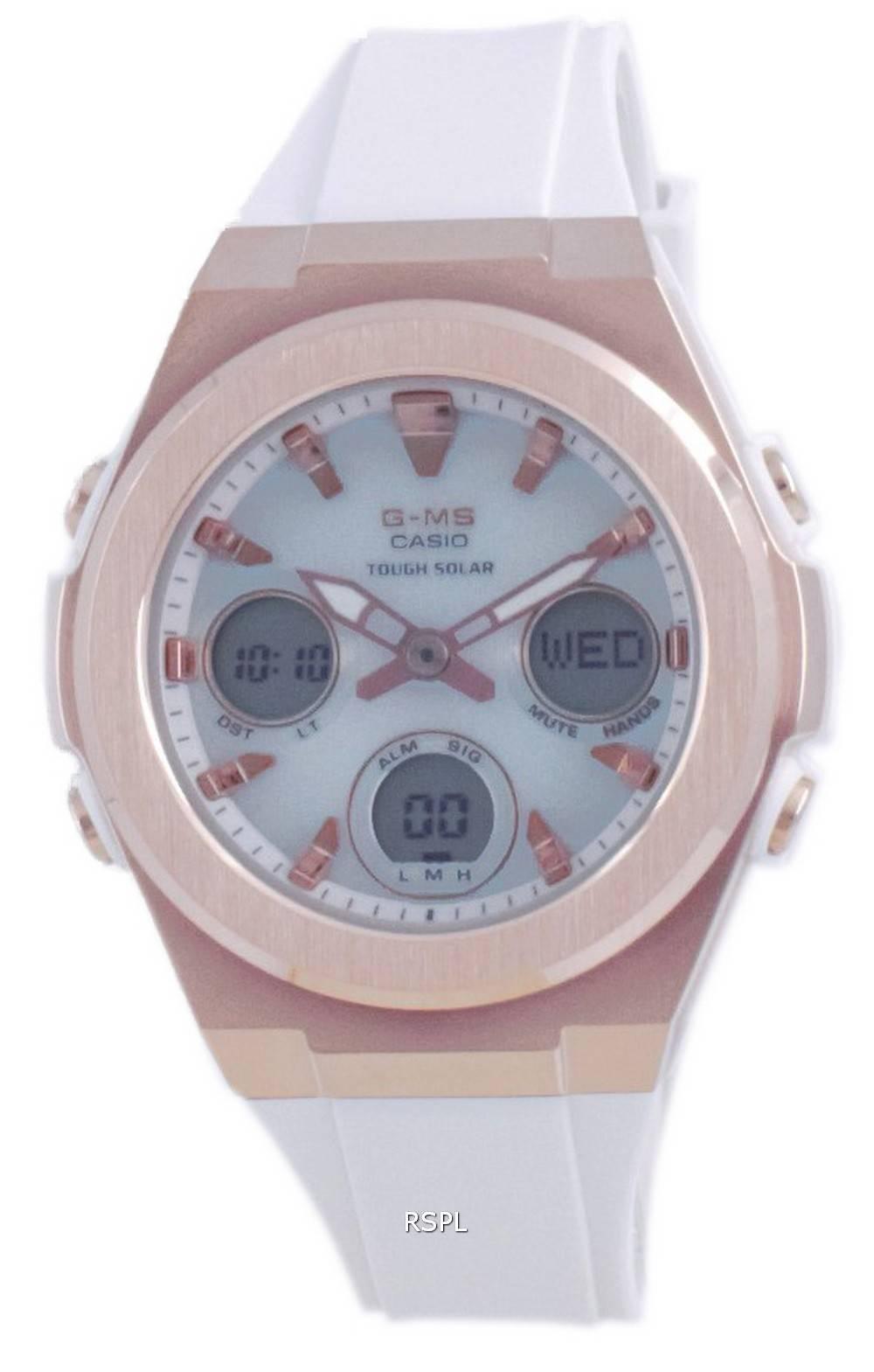 Casio Baby-G G-MS analoginen digitaalinen kova aurinko MSG-S600G-7A MSGS600G-7 100M naisten kello