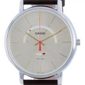 Casio Classic analoginen kvartsi MTP-B105L-9A MTPB105L-9 miesten kello