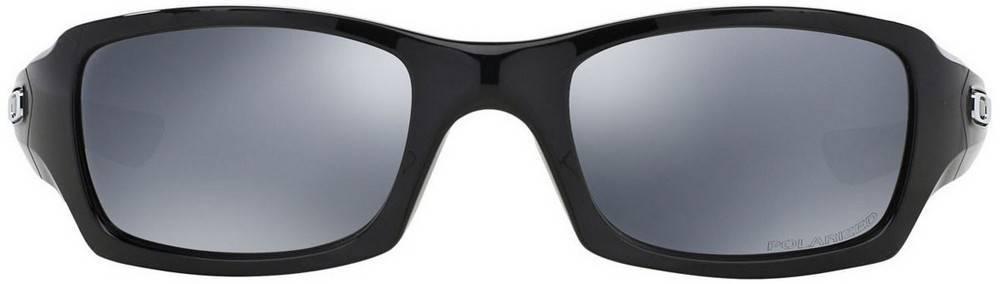 Oakley Fives Squared Kiillotettu Musta OO9238-923804-54 Unisex-aurinkolasit