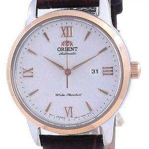 Orient Contemporary White Dial Leather Automatic RA-NR2004S10B naisten kello