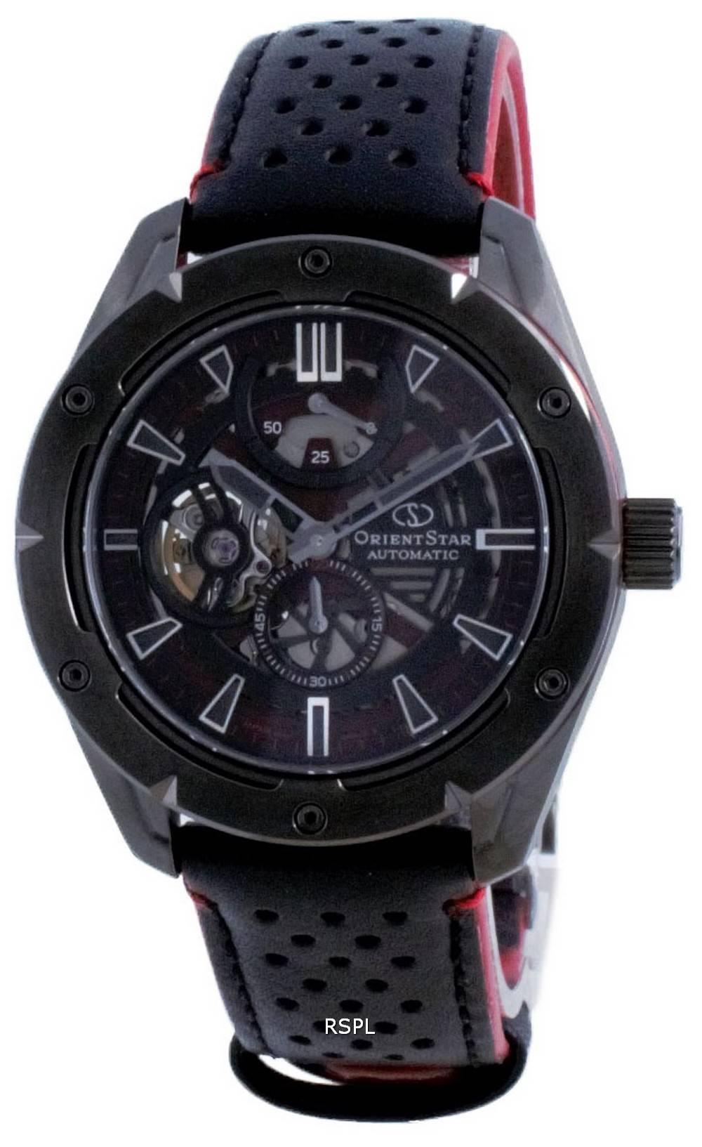 Orient Star Avant Garde -luuranko automaattinen RE-AV0A03B00B 100M miesten kello