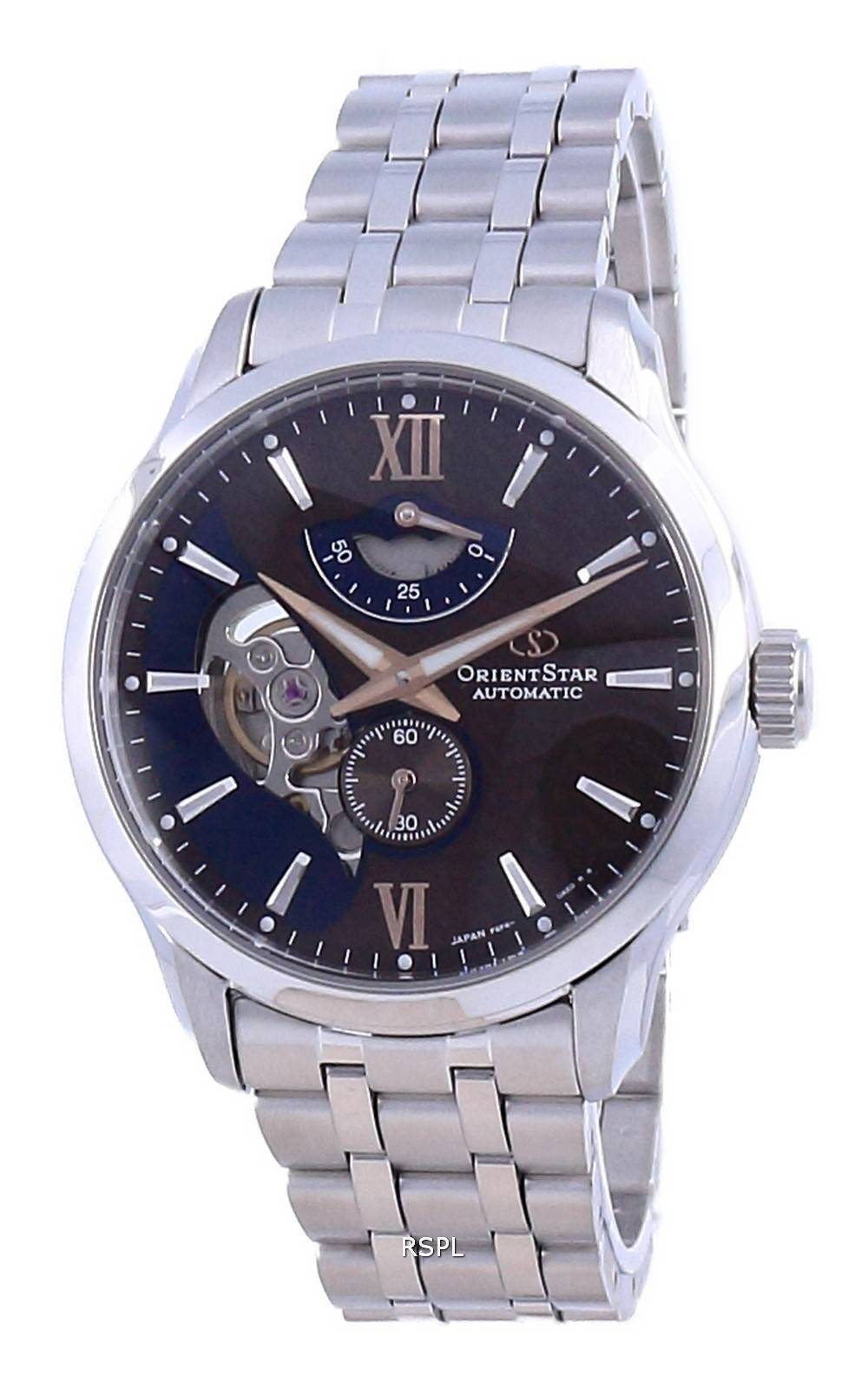 Orient Star Contemporary avoin sydän automaattinen RE-AV0B02Y00B 100M naisten kello