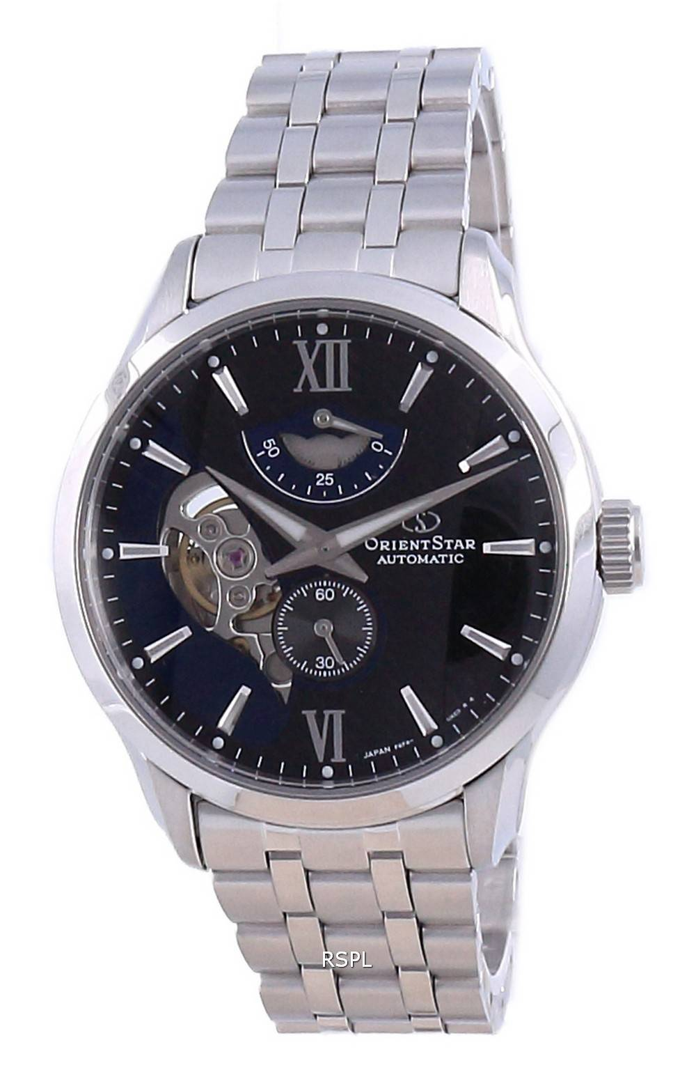 Orient Star Contemporary avoin sydän automaattinen RE-AV0B03B00B 100M naisten kello