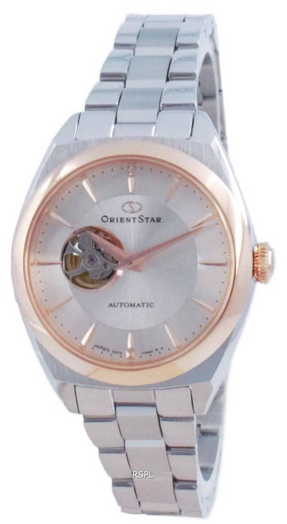 Orient Star Classic avoimen sydämen automaattinen RE-ND0101S00B naisten kello