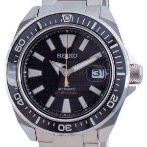 Seiko Prospex King Samurai automaattinen sukeltaja SRPE35 SRPE35J1 SRPE35J Japanissa valmistettu 200M miesten kello