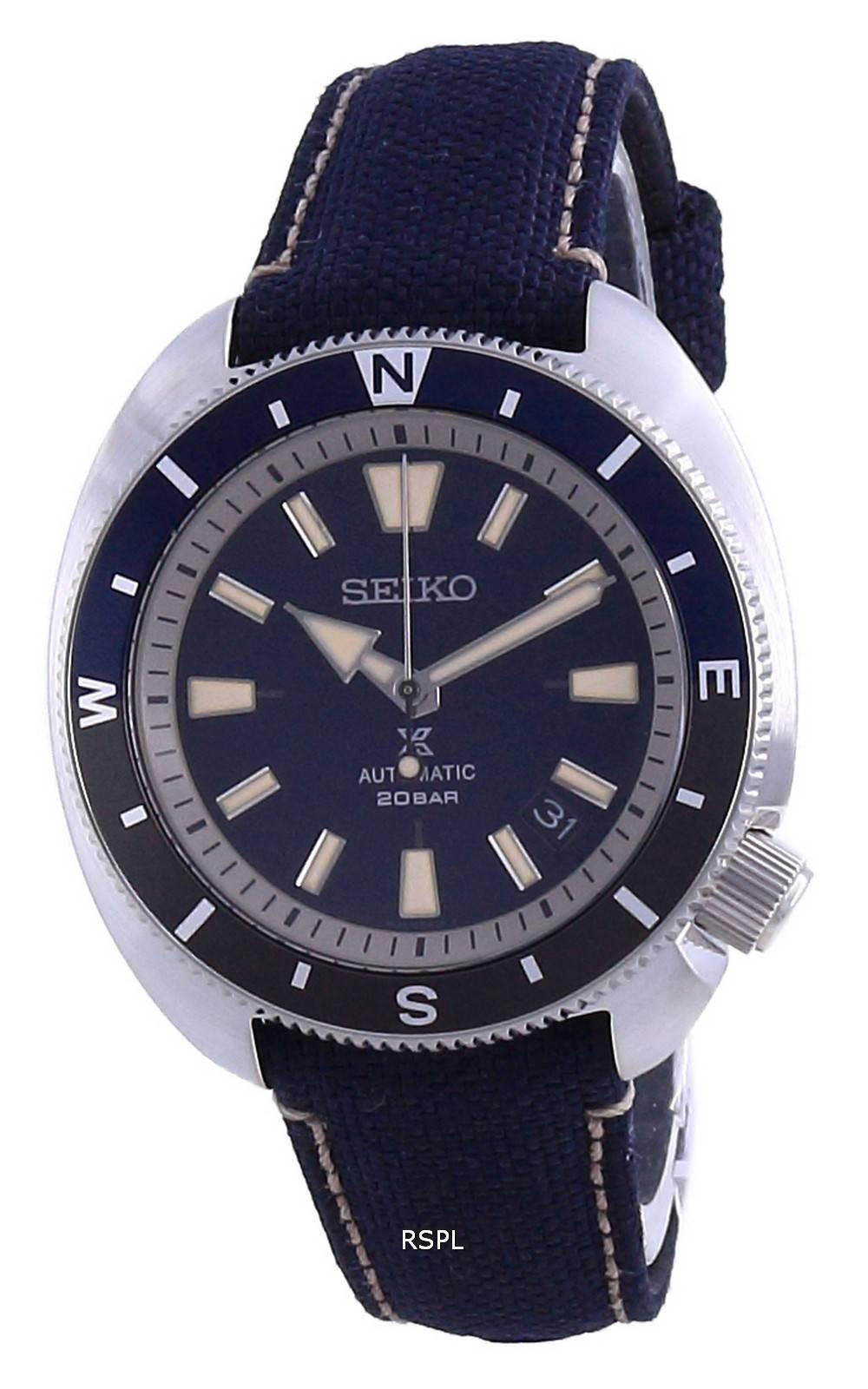 Seiko Prospex Land Tortoise Automatic Diver&#39,s SRPG15 SRPG15K1 SRPG15K 200M miesten kello