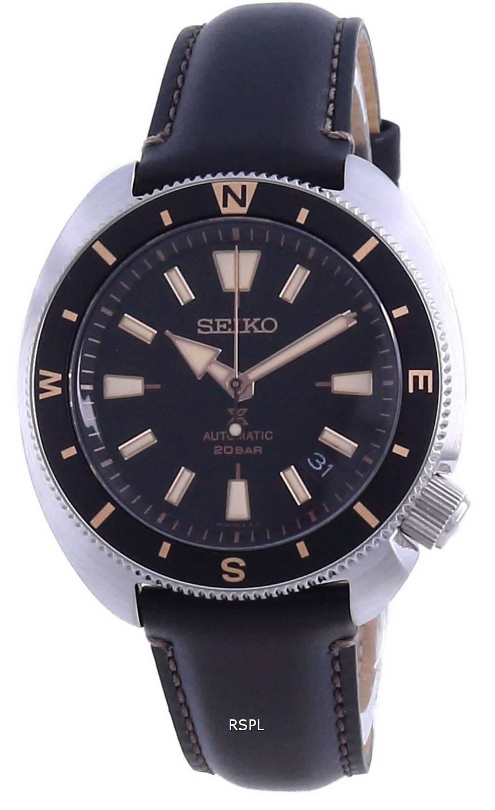 Seiko Prospex Land Tortoise Automatic Diver SRPG17 SRPG17K1 SRPG17K 200M miesten kello