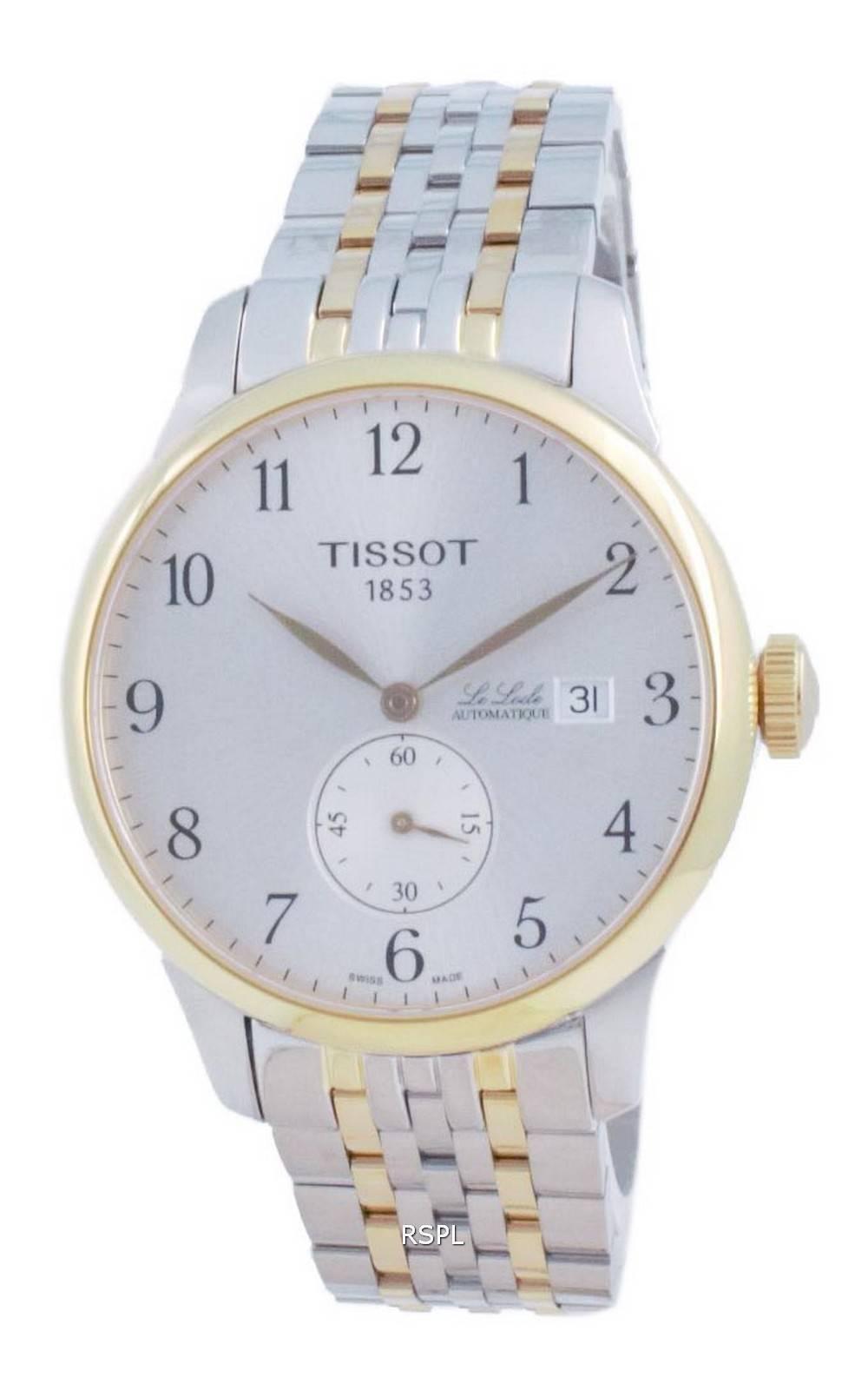Tissot T-Classic Le Locle automaattinen T006.428.22.032.00 T0064282203200 miesten kello