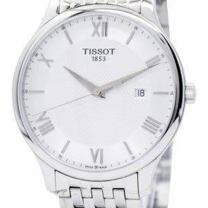 Tissot Tradition T063.610.11.038.00 T0636101103800 miesten kello