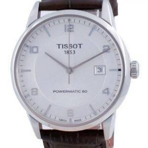 Tissot T-Classic Luxury Powermatic 80 automaattinen T086.407.16.037.00 T0864071603700 miesten kello