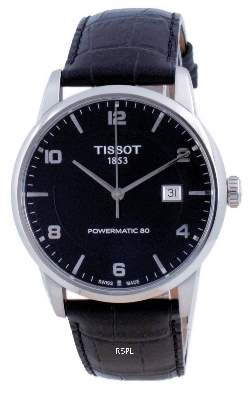 Tissot T-Classic Luxury Powermatic 80 Silicium Automatic T086.407.16.057.00 T0864071605700 miesten kello