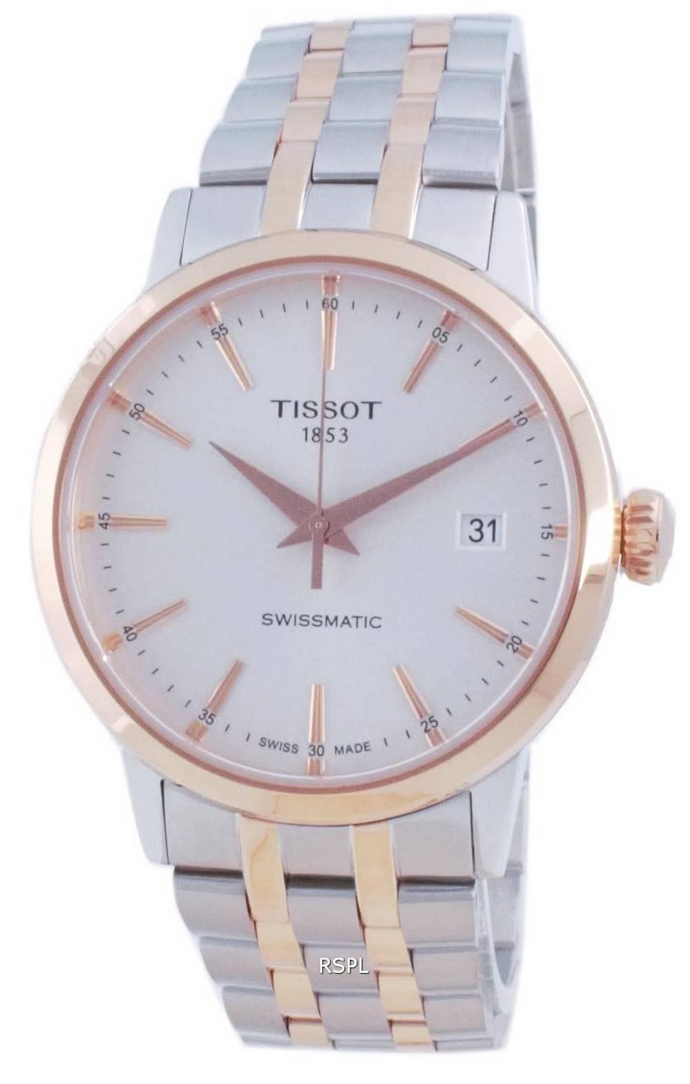 Tissot T-Classic Dream Swissmatic automaattinen T129.407.22.031.00 T1294072203100 miesten kello