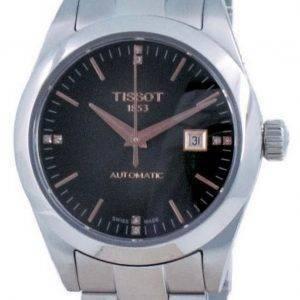 Tissot T-My Lady automaattinen timantti aksentti T132.007.11.066.01 T1320071106601 100M naisten kello